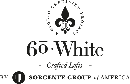 60 White Crafted Lofts